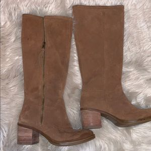 Lucky Brand knee high boot